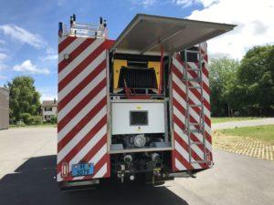 Tanklöschfahrzeug Typ 3 Pumpe